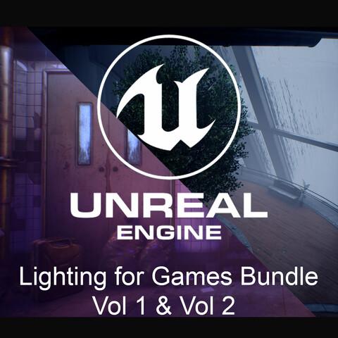 Lighitng for Video Games Bundle: Vol 1 + Vol 2