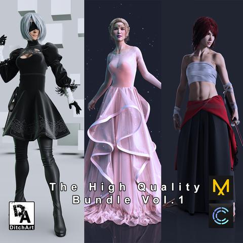 The High Quality Bundle Vol.1