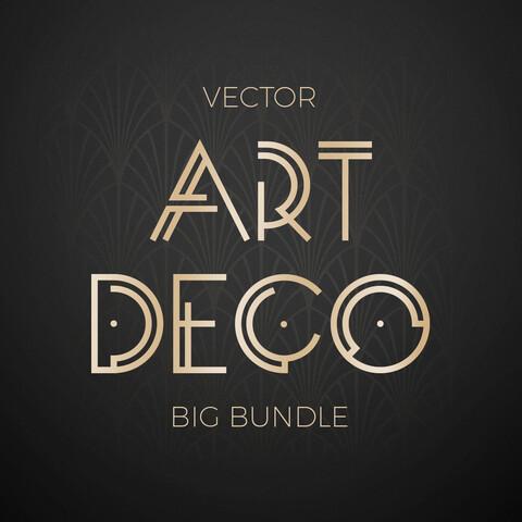 Art Deco Big Bundle