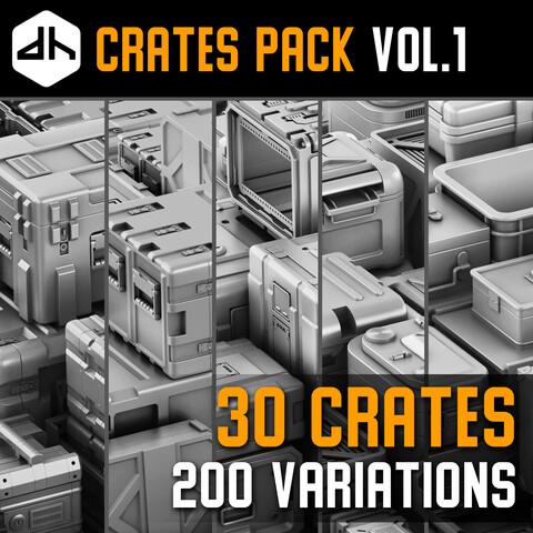 Crates Pack Vol.1