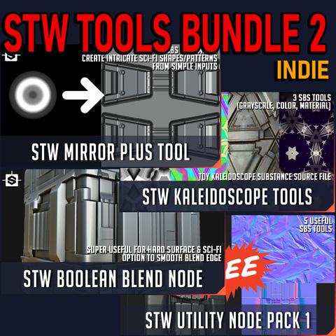 STW Substance Tools Bundle 2 - Indie License