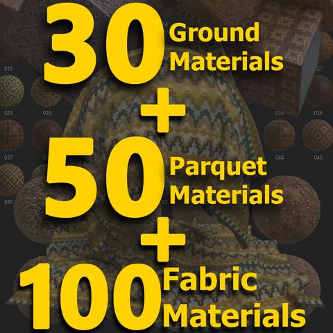 Substance Material Bundle 2