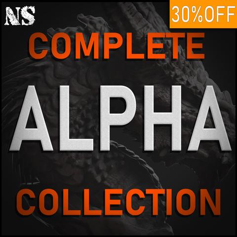 Complete Alpha Collection (Studio License)