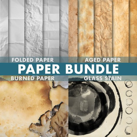 Paper Bundle - Extended License