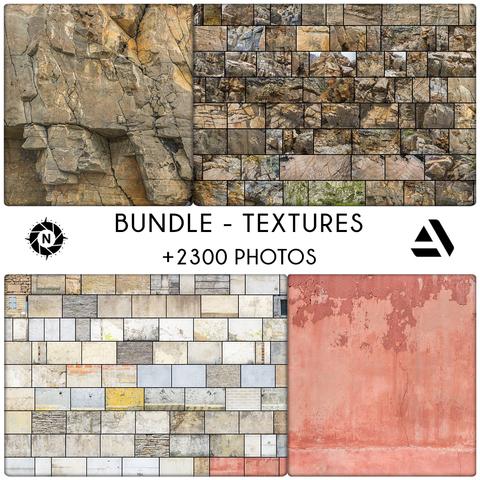 Bundle: Texture Reference Photos - Freelance License