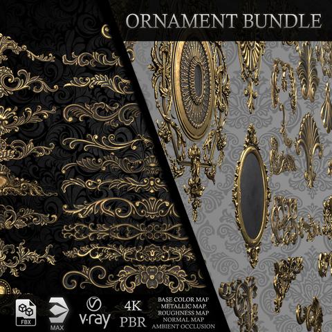 Vol 2 Ornament Bundle