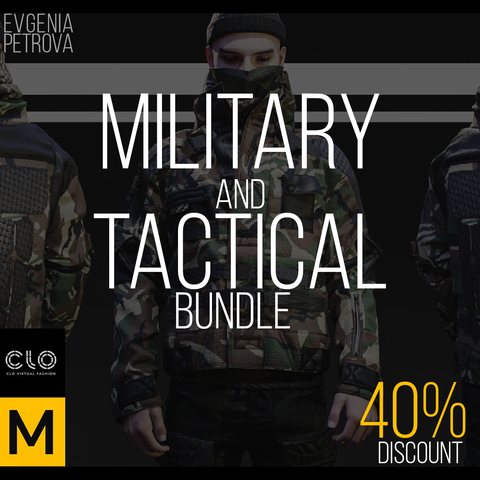 MILITARY and TACTICAL BUNDLE