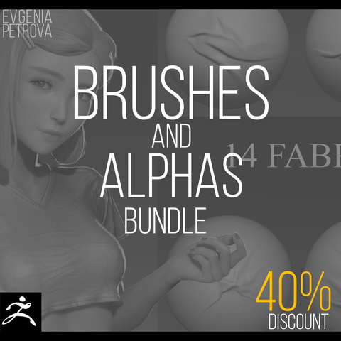 Brushes and Alphas