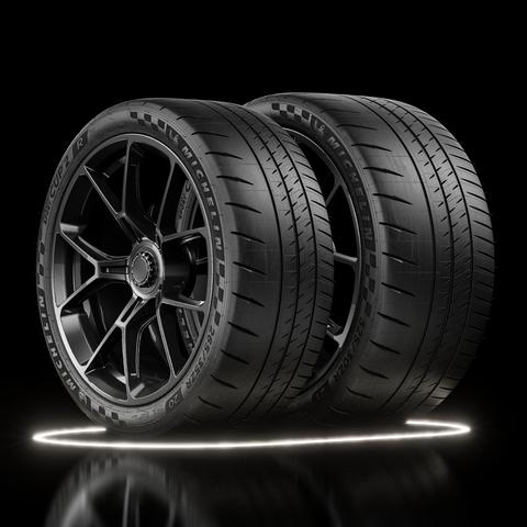 Michelin Pilot Sport CUP 2 R • 265/35ZR20 • 325/30ZR21