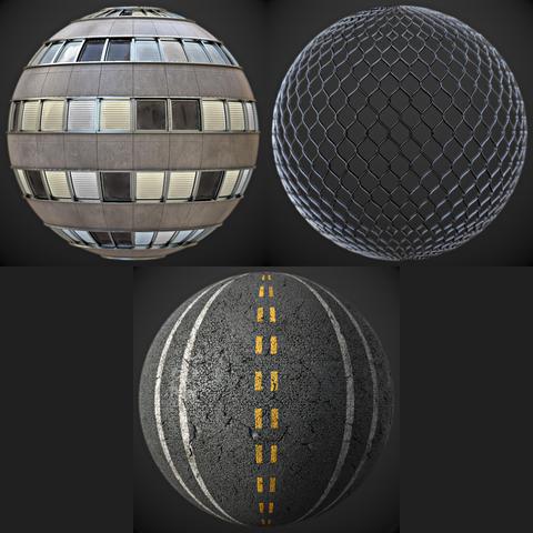 City Materials Bundle