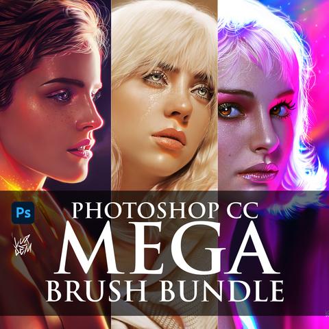 Photoshop Brush Bundle
