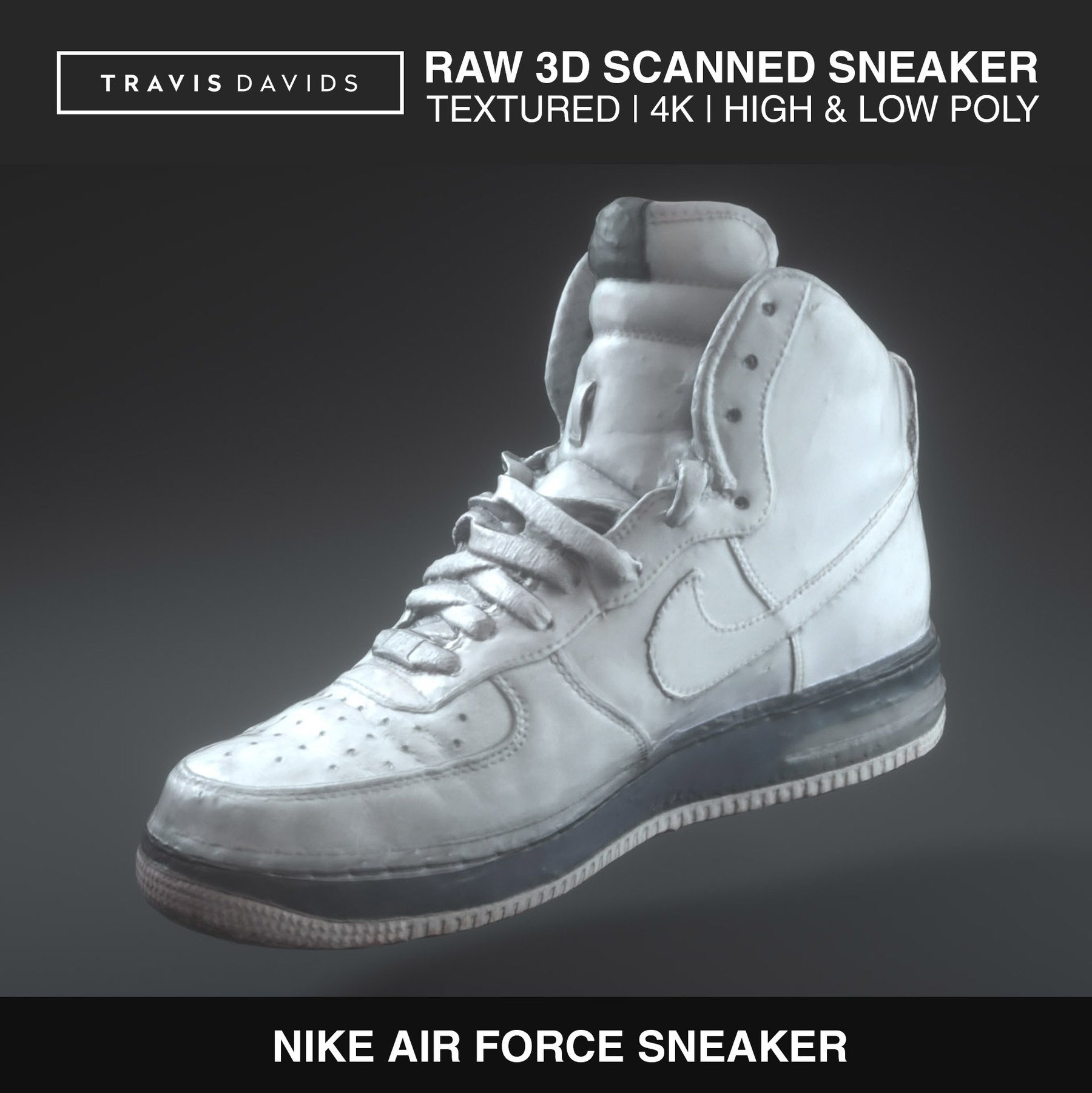 Nike air force sneaker solo