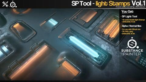 SPTools - Light Stamps Vol.1