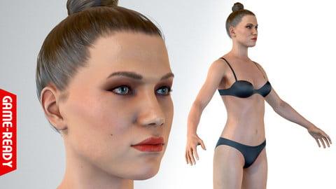Average Female Body