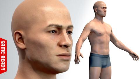 Average Male Body