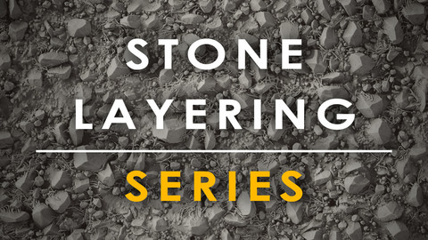 Stone layering tutorial splash