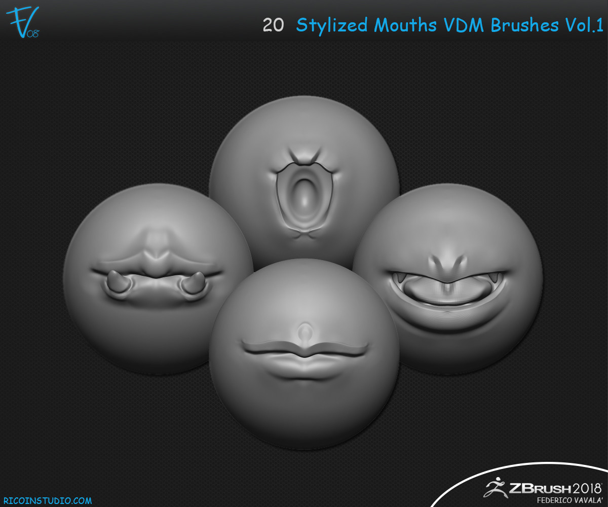 Headt preview mouths
