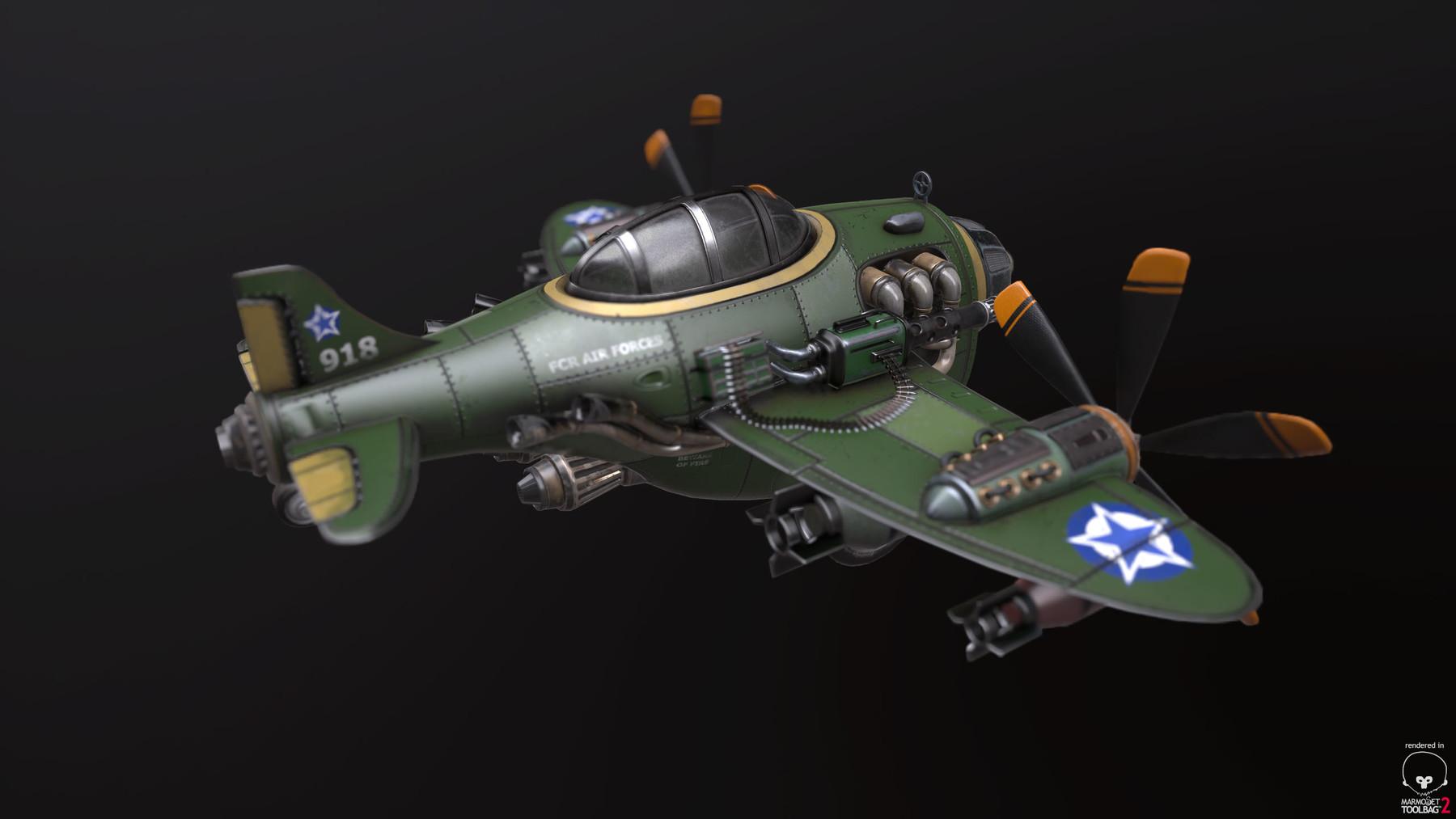 Andrey lukashov planes2