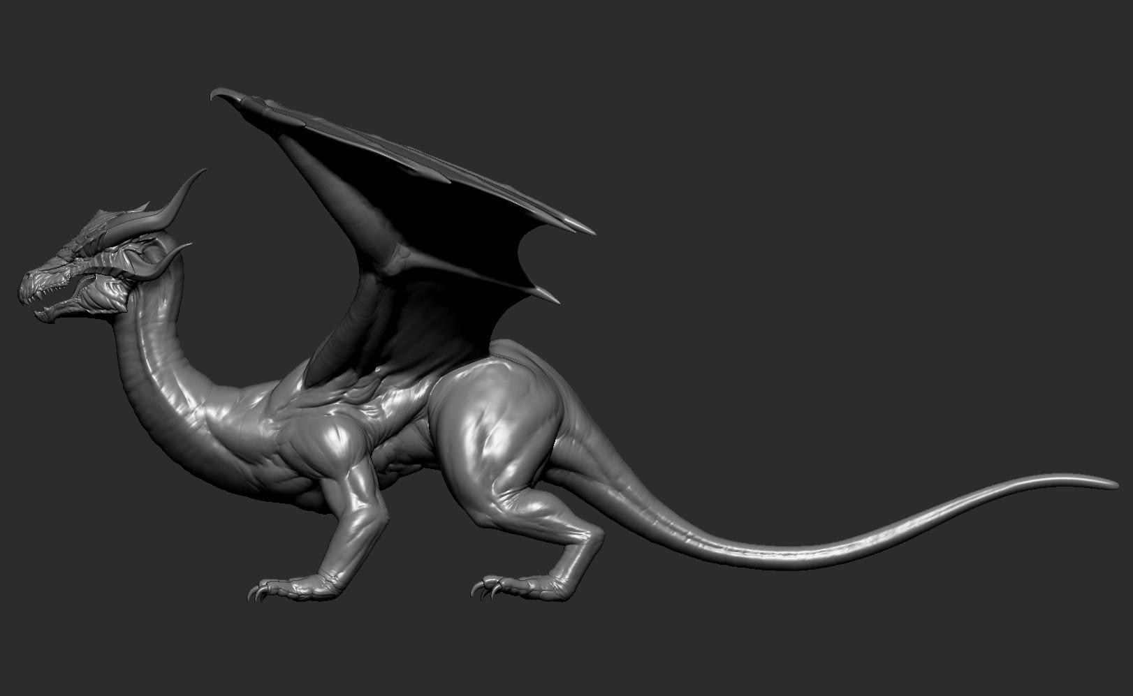 Dragon predetails