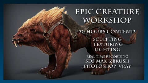Epic Creature - Workshop
