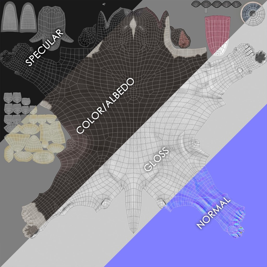 Pitbull maps breakdown