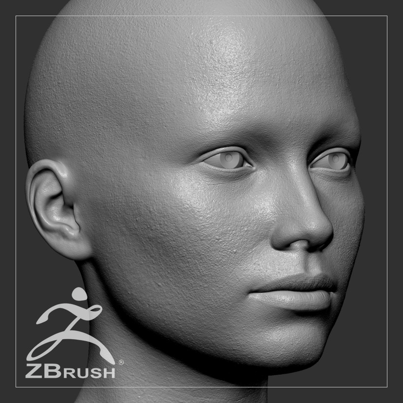 Averageblackmale by alexlashko zbrush 00