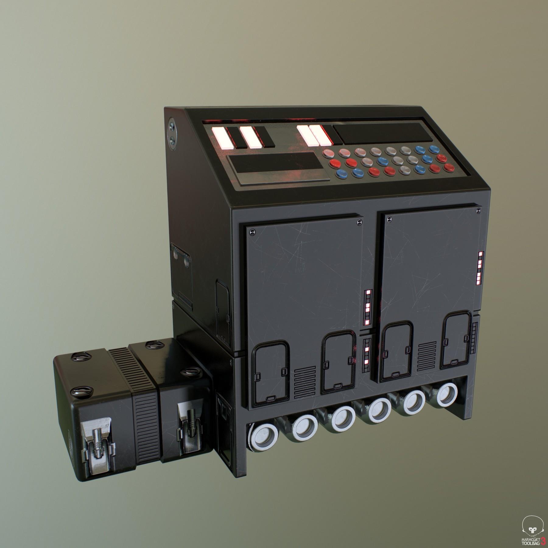Console marmoset