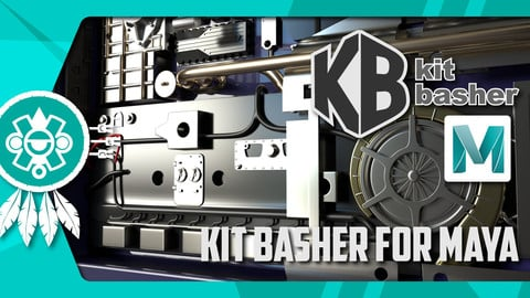 Kit Basher For Maya