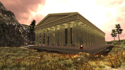 Ancient Greece Volume I for the Unity engine