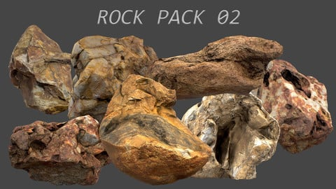 Rock Pack 02