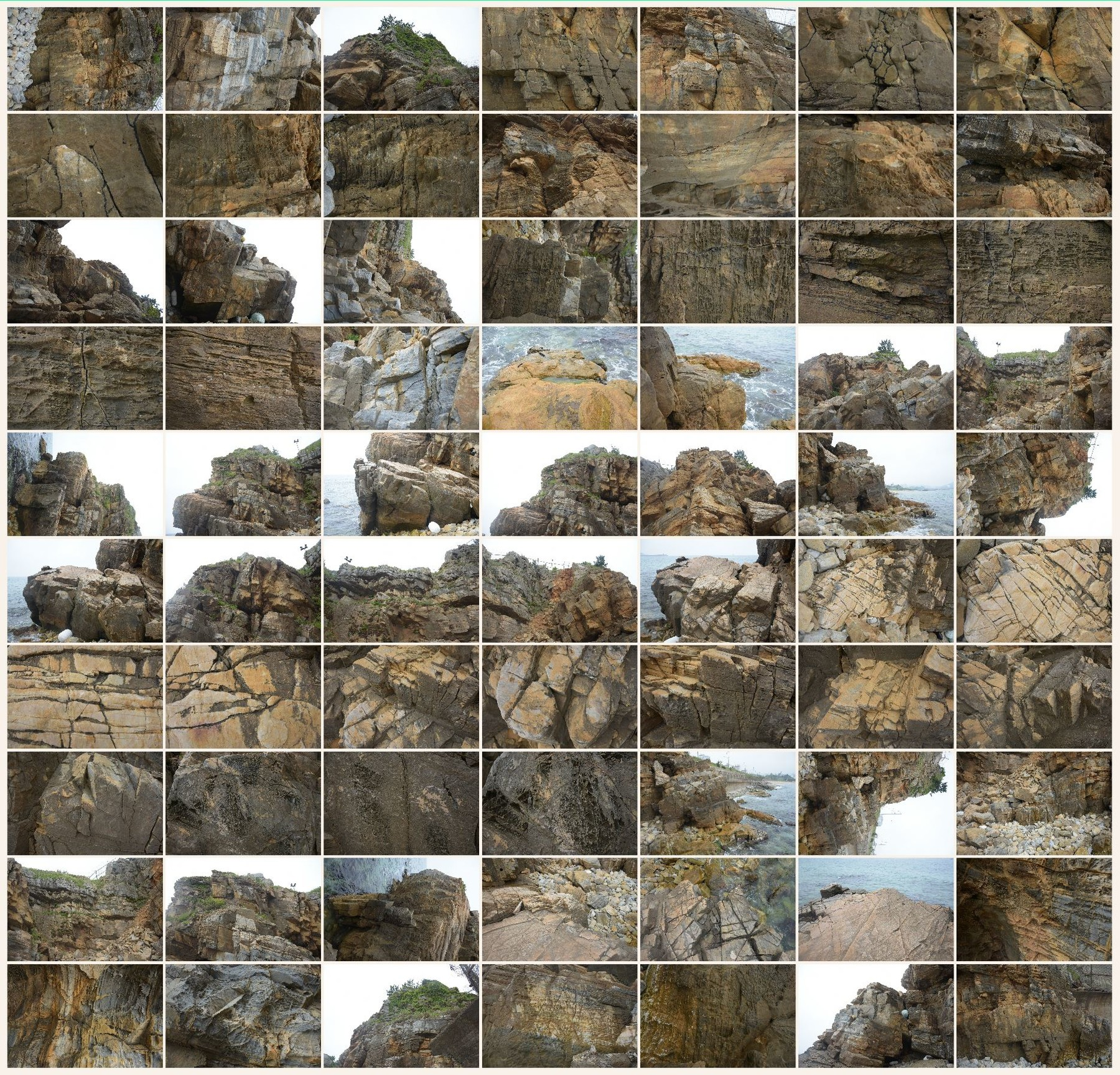 Texture reference pack rocks cliff 1