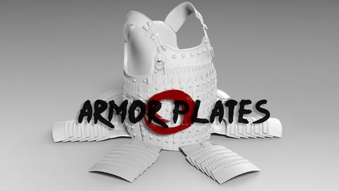 Samurai Kit - Armor Plates