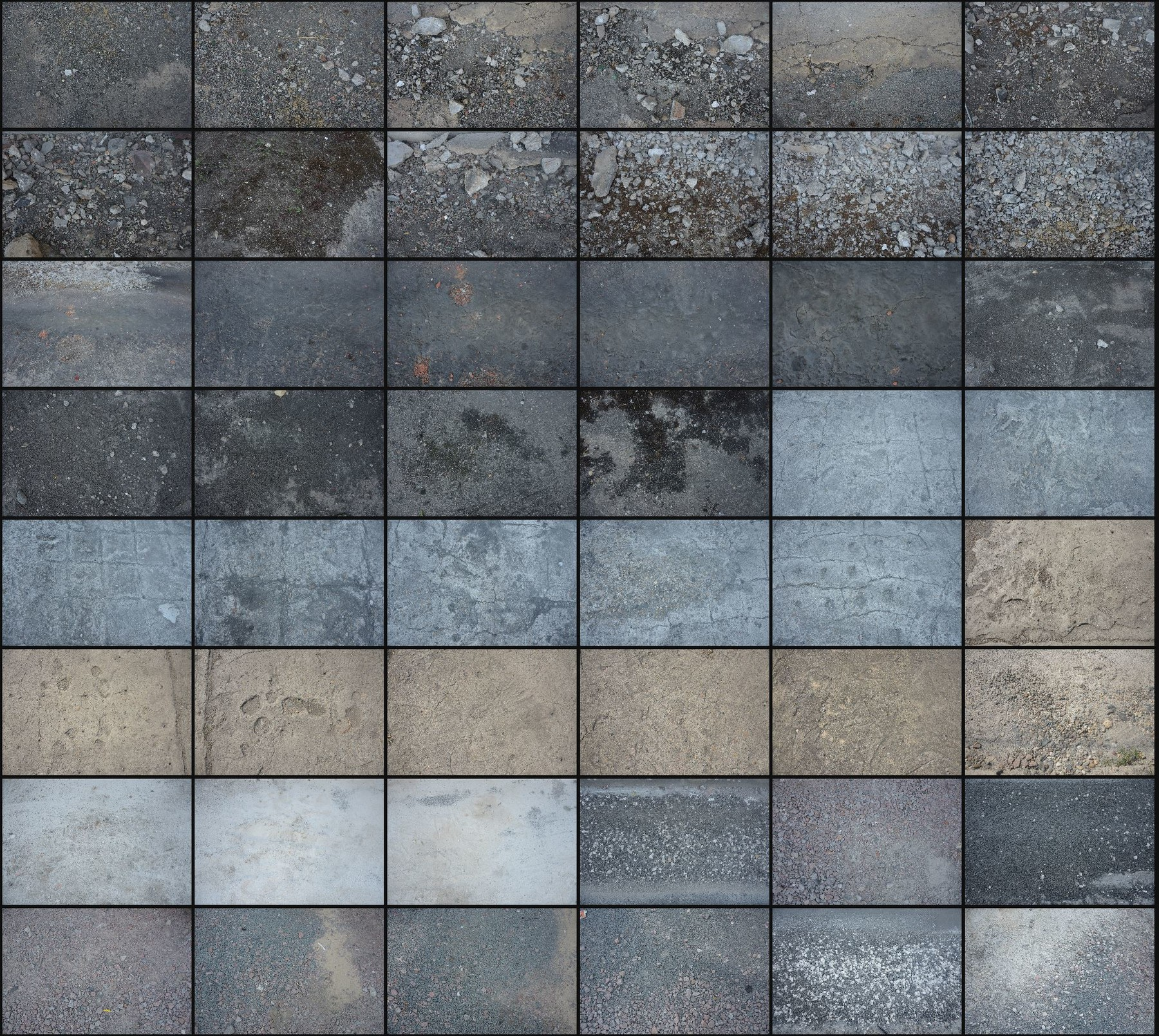 Texture reference pack grounds 2