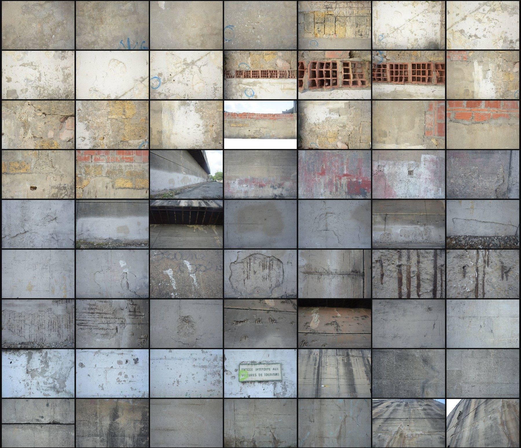 Texture reference pack walls 2
