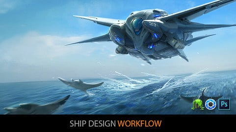 Ship design workflow