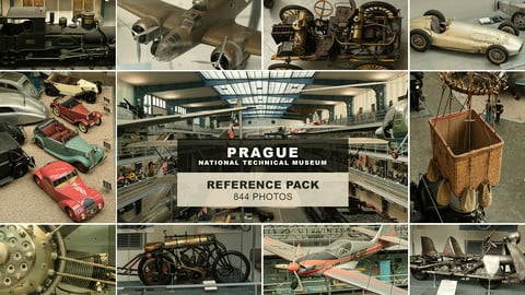 REF Pack 009 Prague National Technical Museum