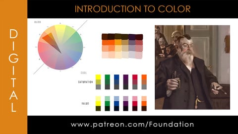 Foundation Art Group - Introduction to Color
