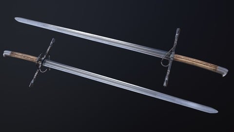 Lange Messer (Two Handed Sword)