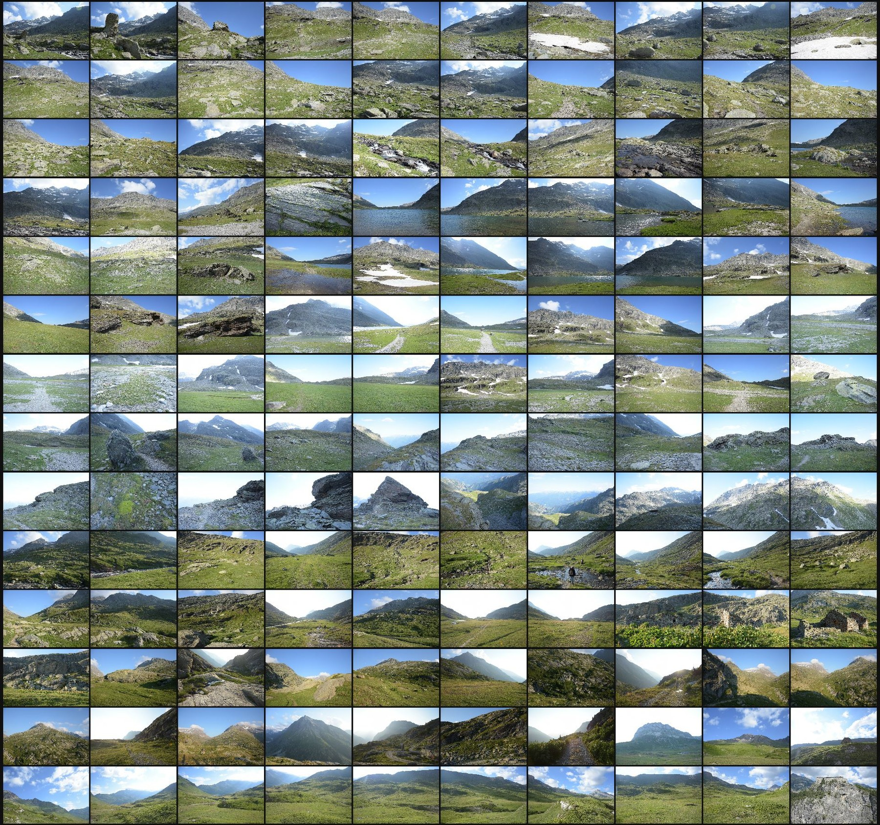 Photo reference pack mountains landscapes 2