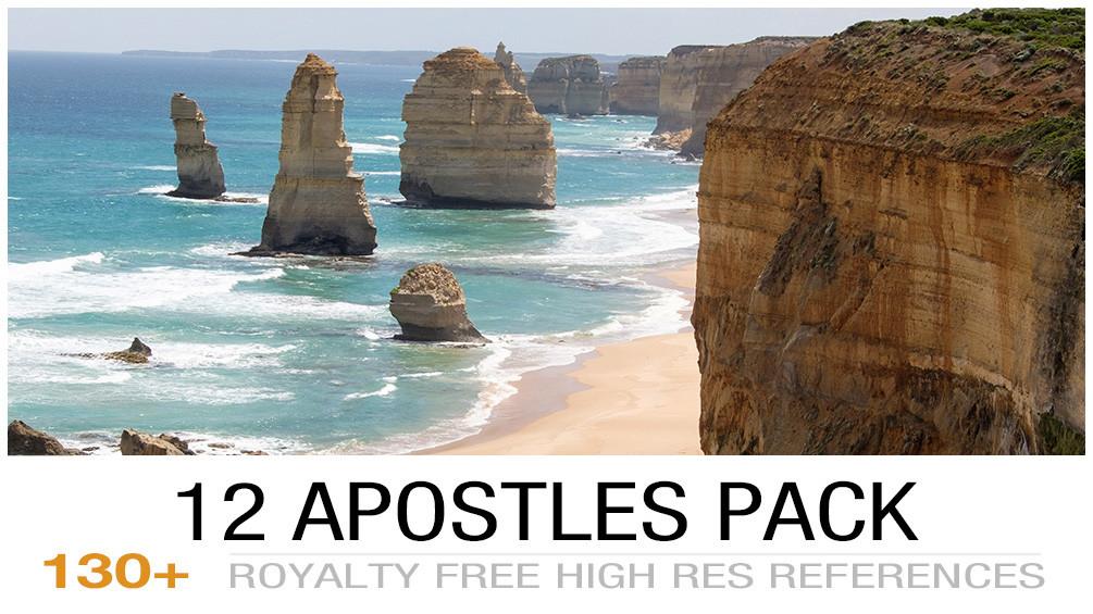 12 apostles cover2