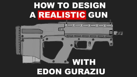 How To Design A Realistic Gun