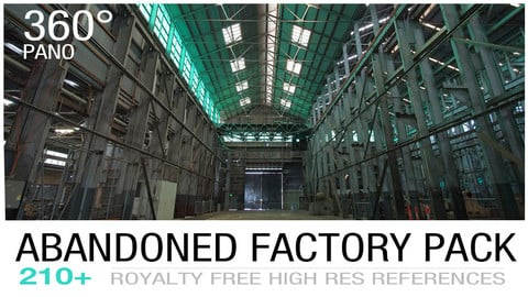 Abandoned factory cover2