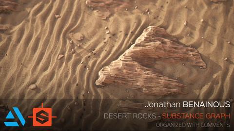 Substance - Desert Rocks