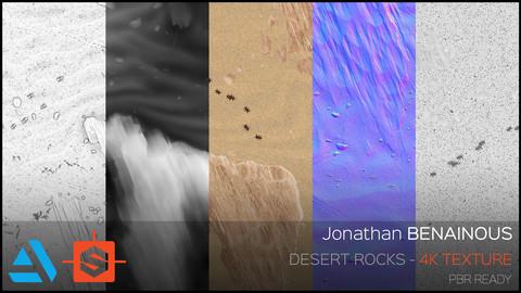 Texture - Desert Rocks