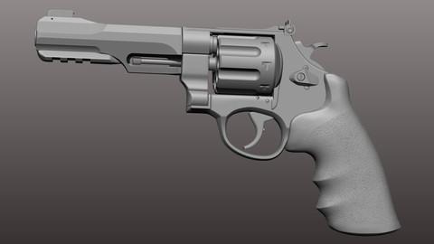 M&P TRR8 Revolver .357