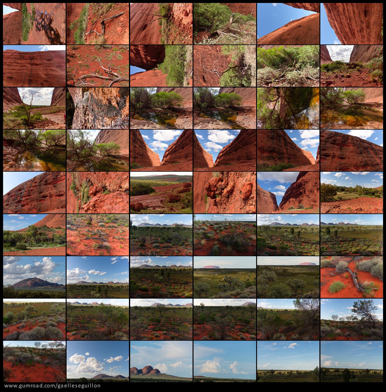 Australian desert preview 2