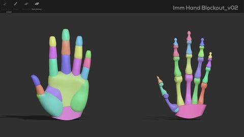 IMM Hand Blockout v2