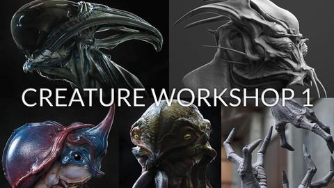 Creature Workshop 1