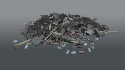 Debris Pile - A