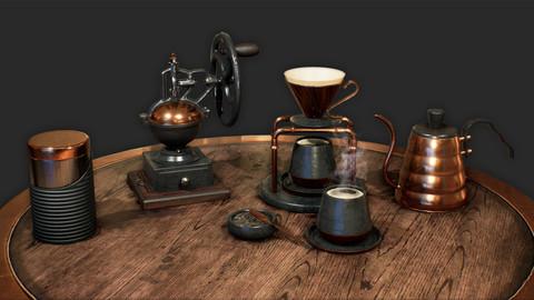 Filter Coffee Mini Set